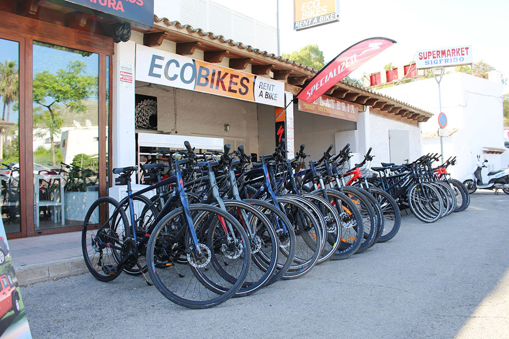 ECOBIKES - Rent a bike in Alcudia