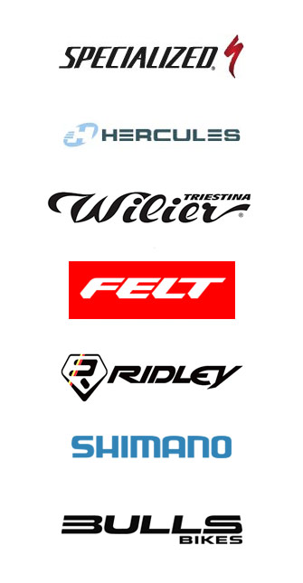 The best bicycle brands in Alcudia